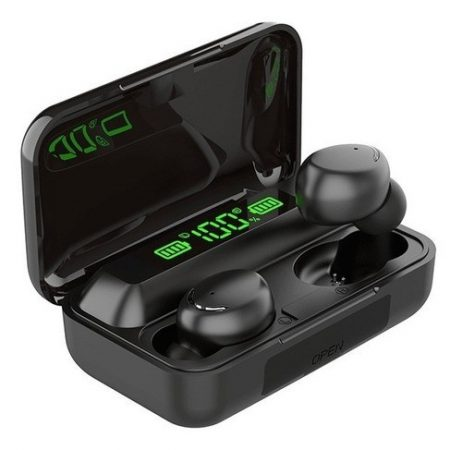 Bluetooth Headset F9-10 TWS - čierne