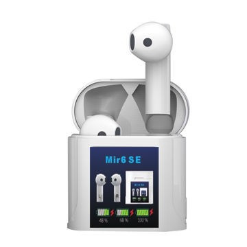 Mir6 SE Slúchadlá -s monitorom srdcového tepu