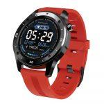 Sotare F22  červené smart hodinky