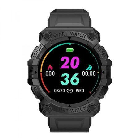 FD68s čierné  Inteligentné hodinky