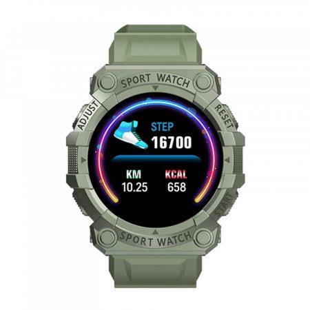 FD68s Zelené  Inteligentné hodinky