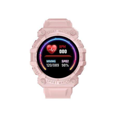 FD68s Ružové  Inteligentné hodinky