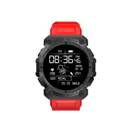 FD68s červené  Inteligentné hodinky