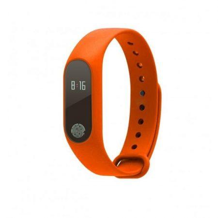 M2S Smart náramek, oranžový